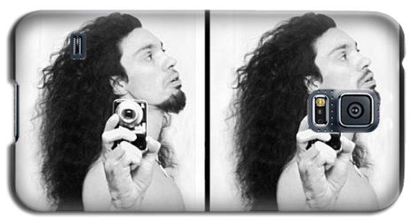 Self Portrait Progression Of Self Deception Galaxy S5 Case