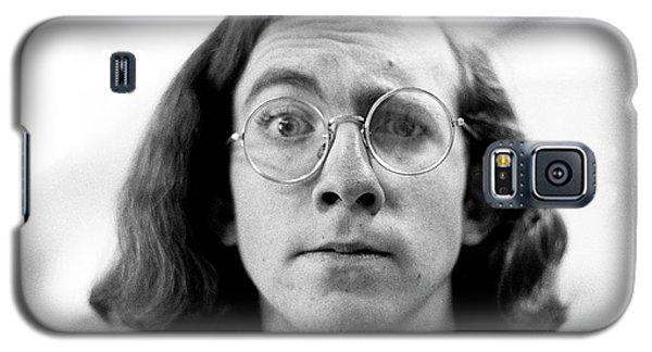 Self-portrait, With Raised Eyebrow, 1972 Galaxy S5 Case