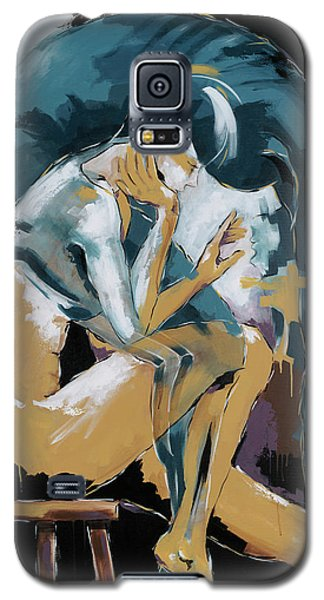 Self Reflection - Of A Dancer Galaxy S5 Case