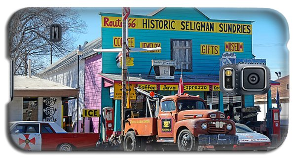 Seligman Sundries On Historic Route 66 Galaxy S5 Case