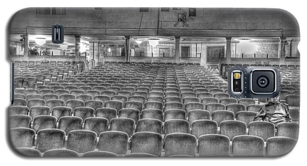Senate Theatre Seating Detroit Mi Galaxy S5 Case