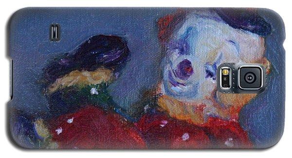 Send In The Clowns Galaxy S5 Case