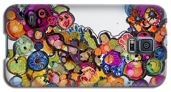 Send In The Clowns Galaxy S5 Case by Suzanne Canner