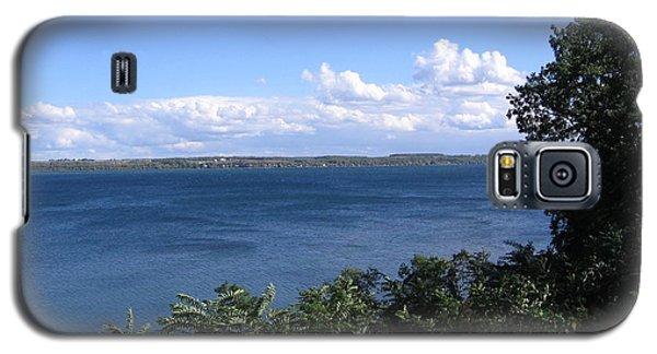 Seneca Lake Finger Lakes New York Galaxy S5 Case