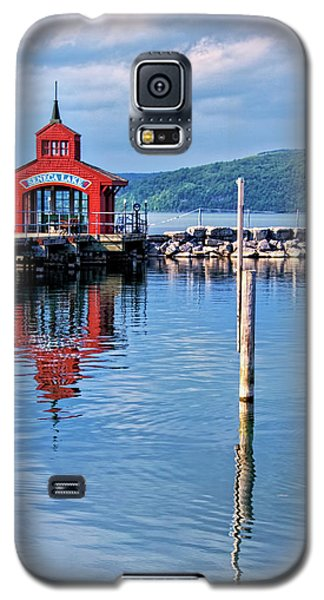 Seneca Lake Harbor Galaxy S5 Case