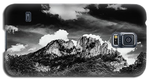 Galaxy S5 Case featuring the photograph Seneca Rocks II by Shane Holsclaw