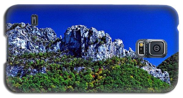 Seneca Rocks National Recreational Area Galaxy S5 Case