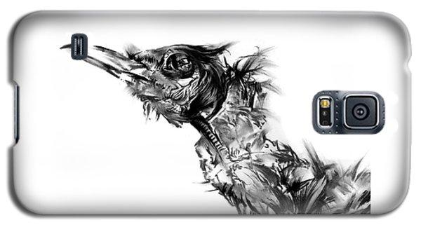 Senescence 5 Galaxy S5 Case by Paul Davenport