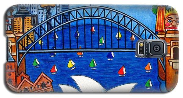 Sensational Sydney Galaxy S5 Case