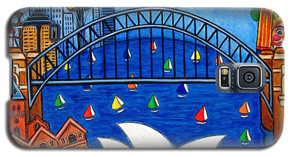 Sensational Sydney Galaxy S5 Case