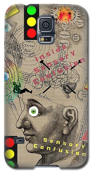 Sensory Confusions Galaxy S5 Case