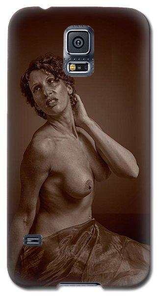 Sensual Nude Galaxy S5 Case