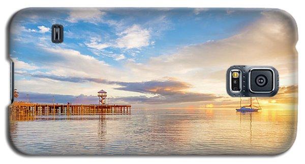 Sensual Sunrise Galaxy S5 Case