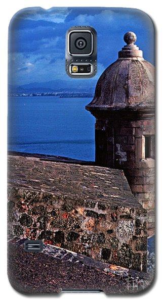 Sentry Box El Morro Fortress Galaxy S5 Case