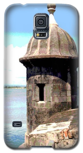 Sentry Box In El Morro Galaxy S5 Case