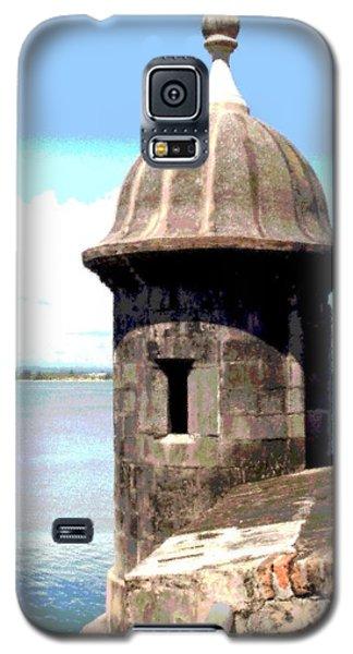 Sentry Box In El Morro Galaxy S5 Case