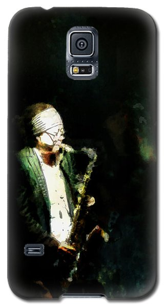 Seoul Saxman Galaxy S5 Case
