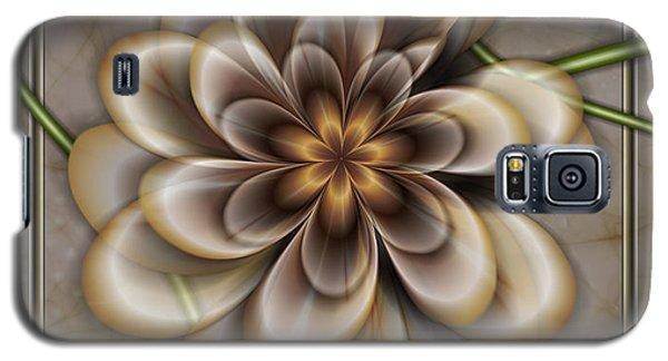 Sepia In Nature Galaxy S5 Case