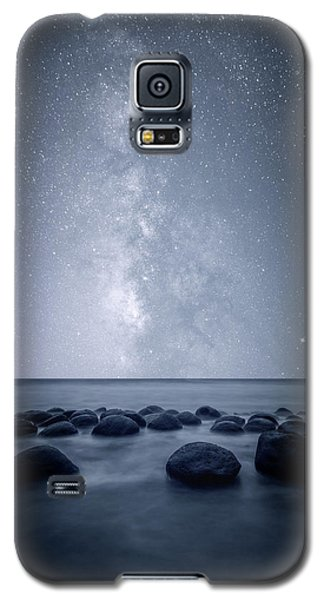 Galaxy S5 Case featuring the photograph Septarian Concretions by Dustin LeFevre