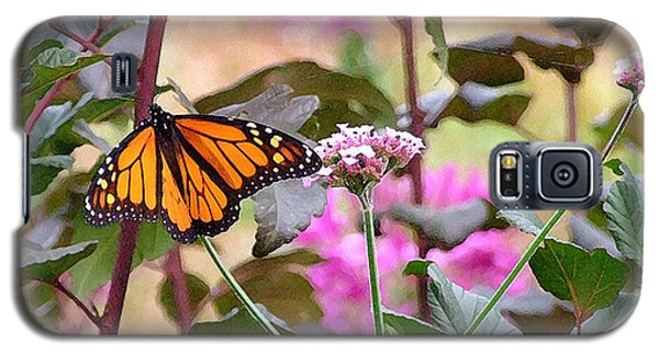 September Monarch Galaxy S5 Case