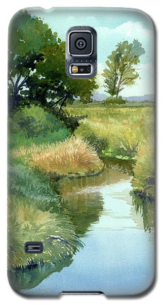 September Morning, Allen Creek Galaxy S5 Case