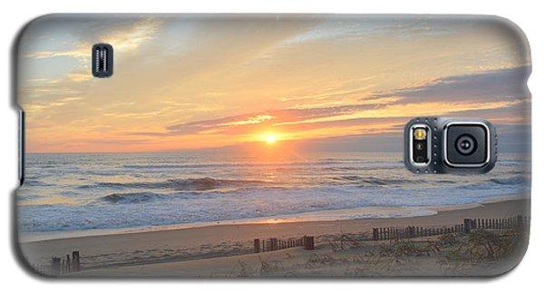 September Sunrise  30 Galaxy S5 Case