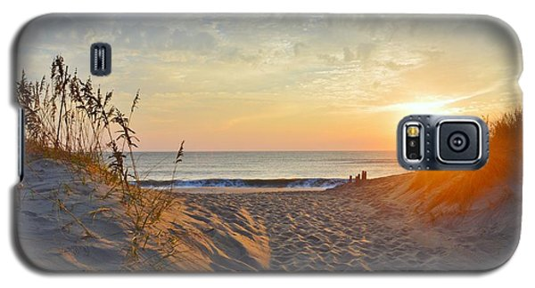 September Sunrise Galaxy S5 Case