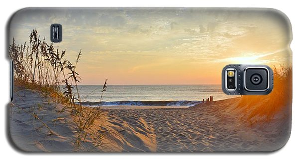 September Sunrise Galaxy S5 Case
