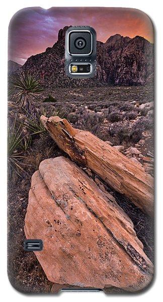 September Sunset Galaxy S5 Case