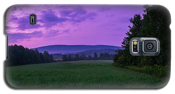 September Twilight Galaxy S5 Case by Chris Bordeleau