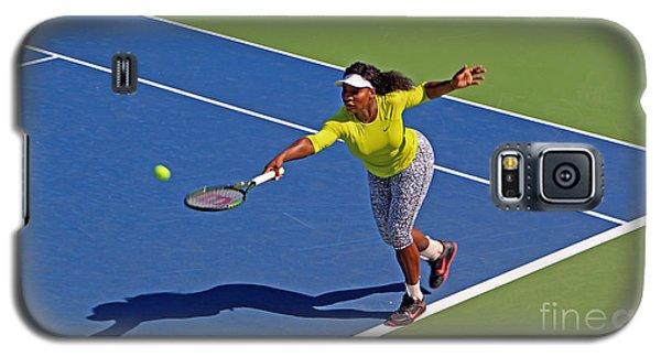 Serena Williams 1 Galaxy S5 Case