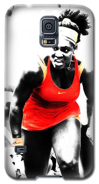 Serena Williams Go Get It Galaxy S5 Case