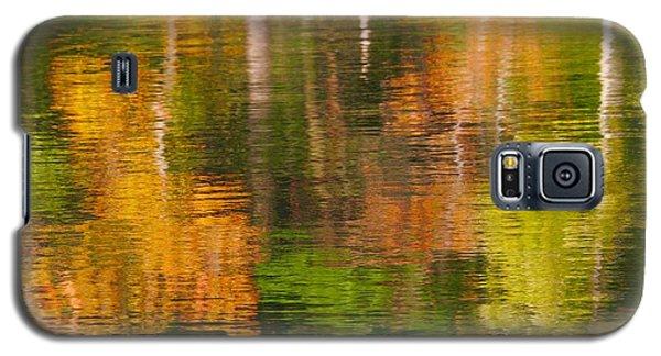 Serene Autumn Reflection Galaxy S5 Case