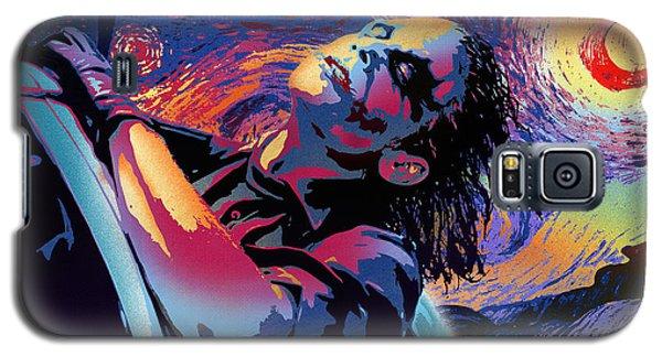Heath Ledger Galaxy S5 Case - Serene Starry Night by Surj LA