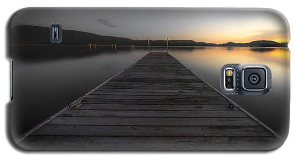 Serene Lake 2 Galaxy S5 Case