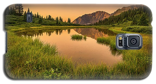 Serene Lake Galaxy S5 Case
