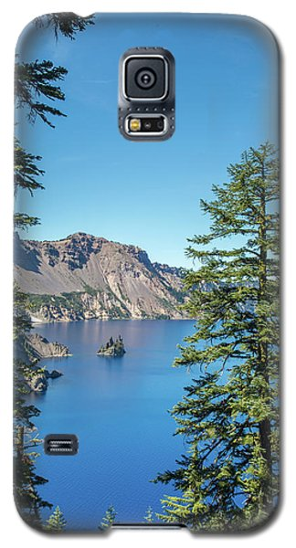 Serene Pines Galaxy S5 Case