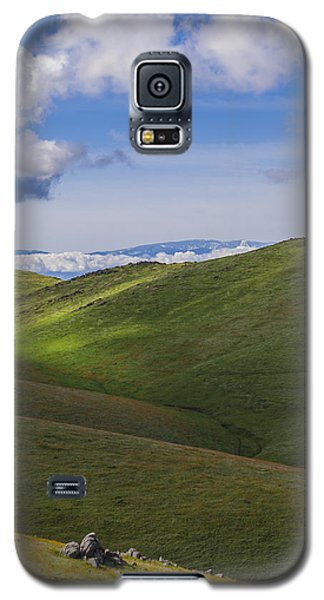 Serenity And Peace Galaxy S5 Case