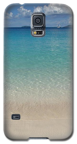 Serenity At Trunk Bay  Galaxy S5 Case