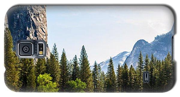 Yosemite National Park Galaxy S5 Case - Serenity by Az Jackson