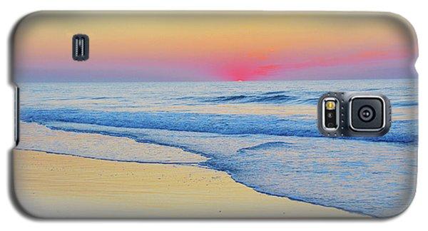 Serenity Beach Sunrise Galaxy S5 Case