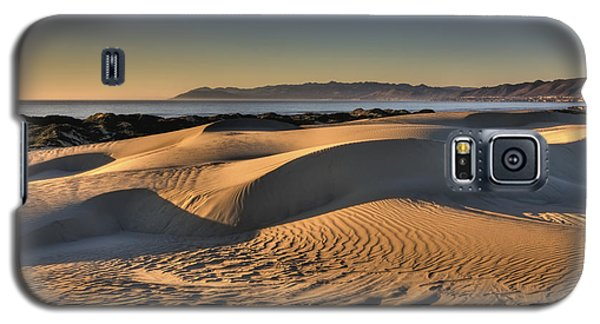 Serenity In The Dunes Galaxy S5 Case