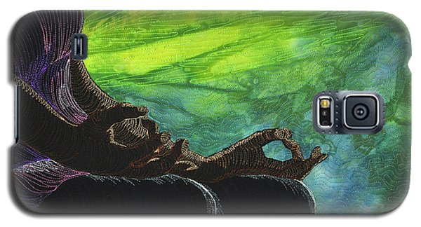 Serenity Galaxy S5 Case by Jo Baner