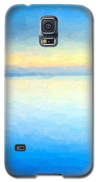 Serenity  Galaxy S5 Case by Kathie Miller