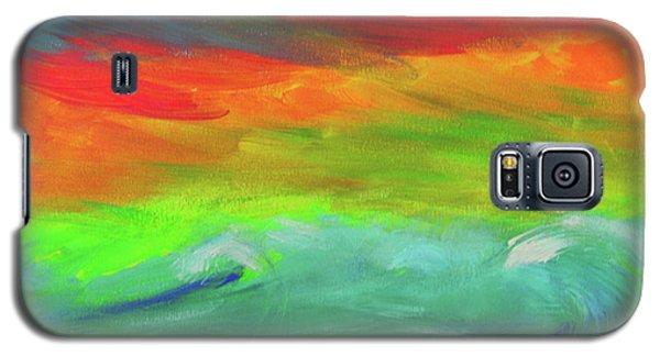 Serenity Sunrise  Galaxy S5 Case
