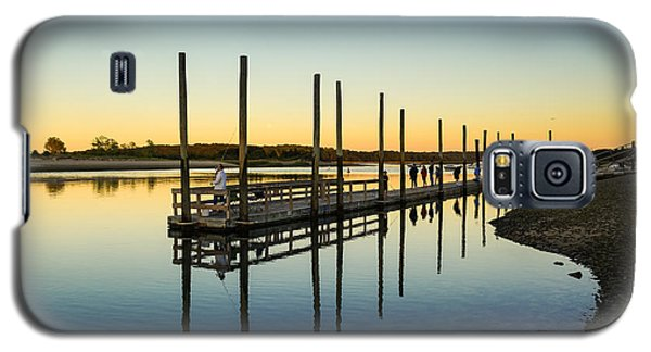 Serenity Sunset Kings Park New York Galaxy S5 Case