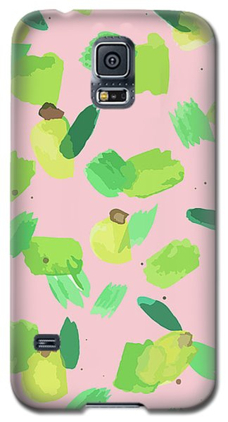Series Pink 007 Galaxy S5 Case