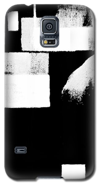 Seriously Black And White Galaxy S5 Case