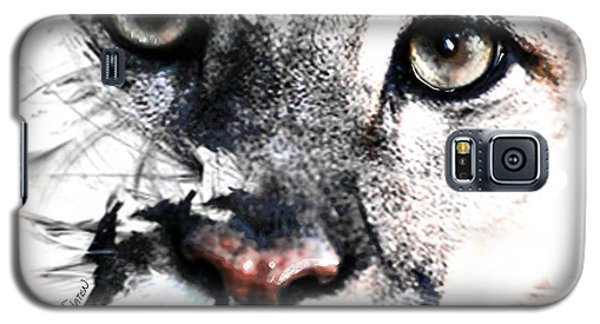 Seriously Cougar Galaxy S5 Case