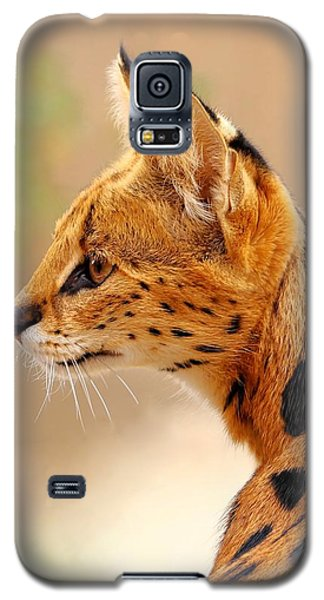 Serval - Extreme Hunter Galaxy S5 Case